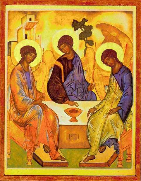 """So the Father is God, the Son is God, and the Holy Spirit is God; And yet they are not three Gods, but one God."""