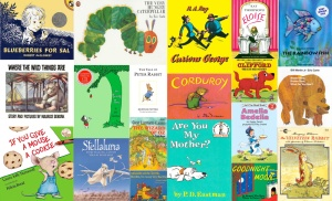 ChildrensBooksCollage