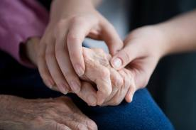 Hands healing
