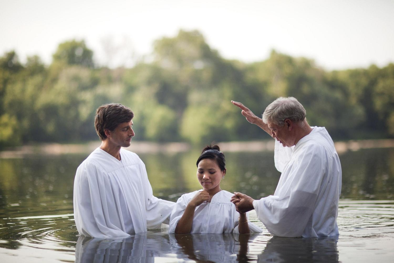 baptism essay photo It is by the royal priesthood of baptism, that the gathered assembly share in the embodiment of the risen christ and so, in the work of the liturgy (sc, 7) to that end, liturgists are encouraged to strive after noble beauty rather than sumptuous displays.